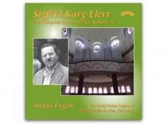 cd Karg-Elert Complete Organ Works Engels PRCD 1135