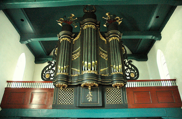 van oeckelen-orgel hervormde kerk kolderveen
