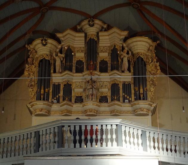 orgelreis van scherer tot sauer - loburg