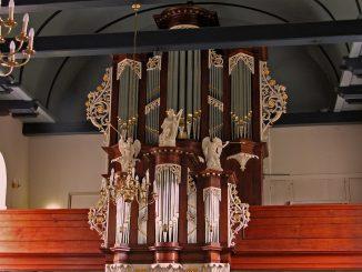 orgel godeharduskerk marrum