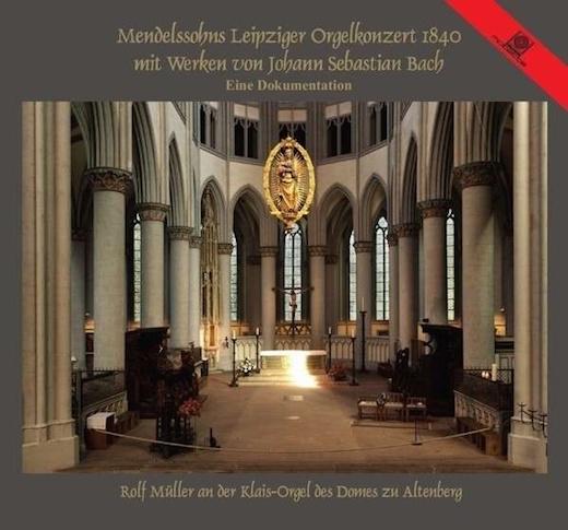 Mendelssohns Leipziger Orgelkonzert Motette 13971