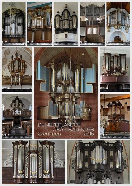 nederlandse orgelkalender 2015