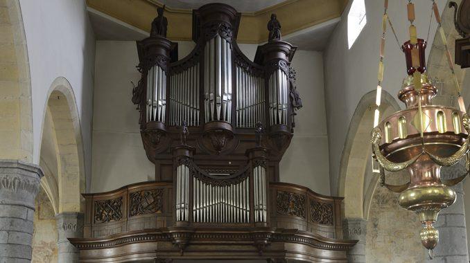 Pereboom & Leijser orgel Neeritter Sint-Lambertuskerk