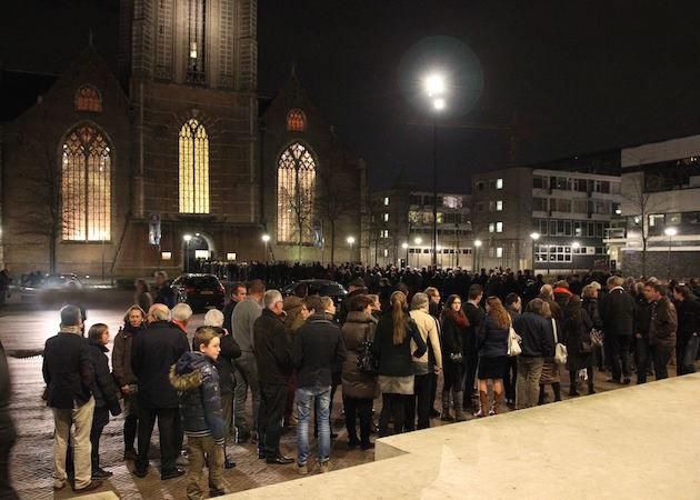 Nieuwjaarsconcerten Laurenskerk Rotterdam
