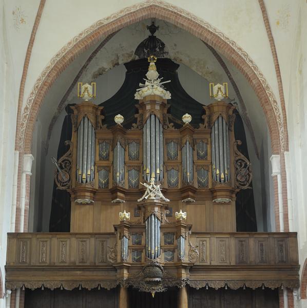 orgel noordbroek