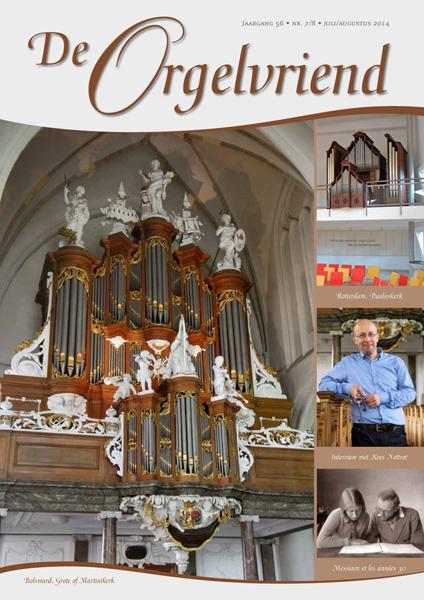de orgelvriend juli augustus 2014