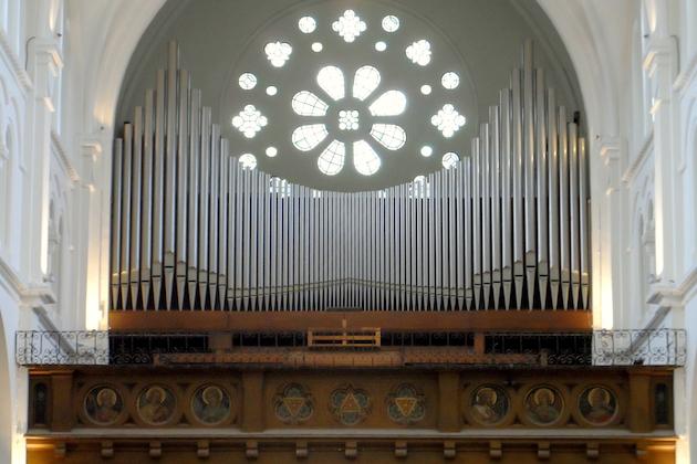 Onze-Lieve-Vrouwekerk Roosendaal hoofdorgel