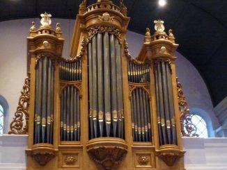 orgel lutherse kerk bodegraven