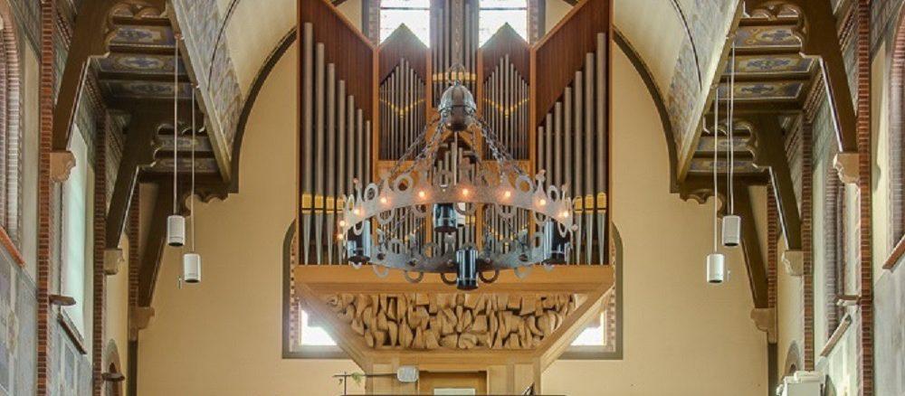 orgel gertrudiskathedraal utrecht