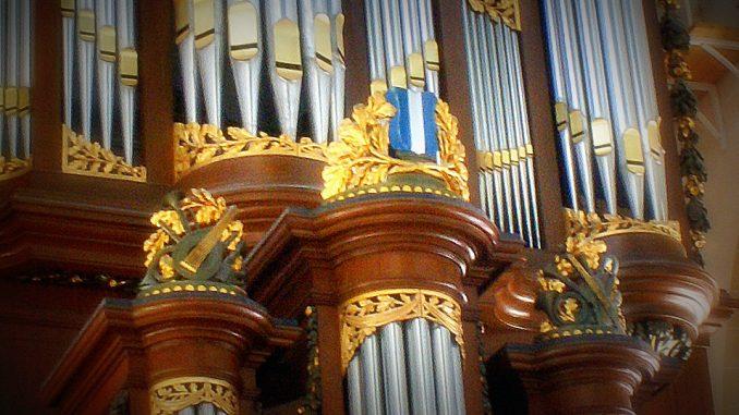 orgel grote kerk weesp