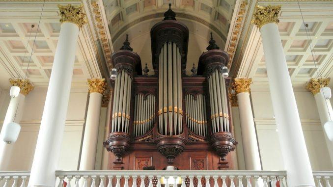 Orgel Hartebrugkerk Leiden