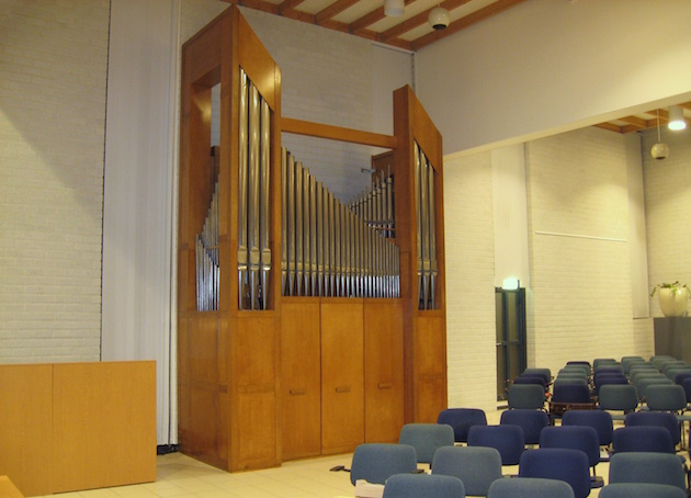 Orgel gkv De Schuilhof Zeewolde