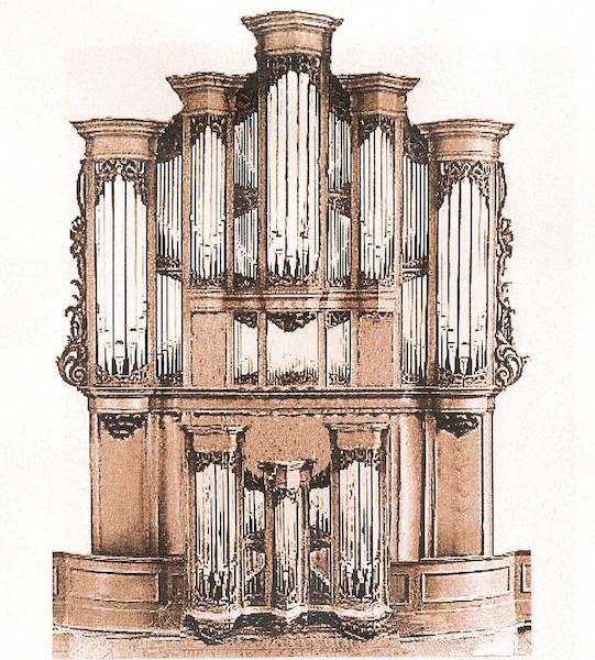 van den heuvel orgel ouderkerk aan den ijssel