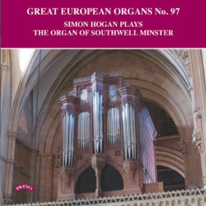 Great European Organs No 97 Southwell Minster