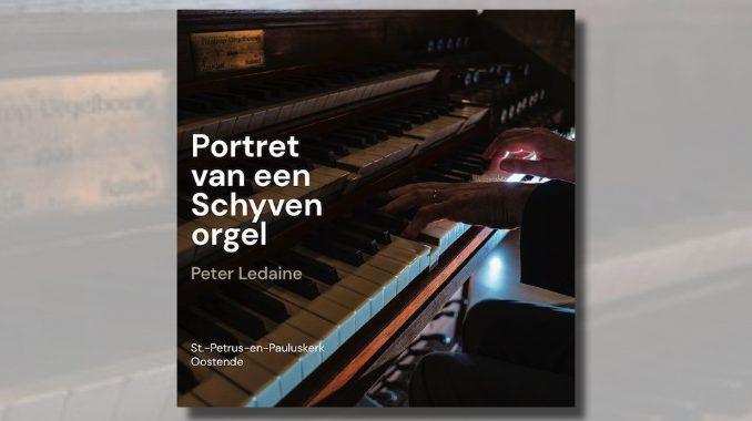 portret van een schyven orgel