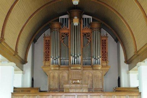 adema-orgel hervormde kerk scherpenzeel