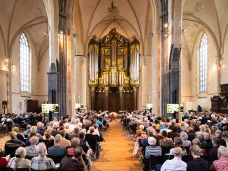 Schnitgerfestival, Martinikerk Groningen   © foto Anjo de Haan