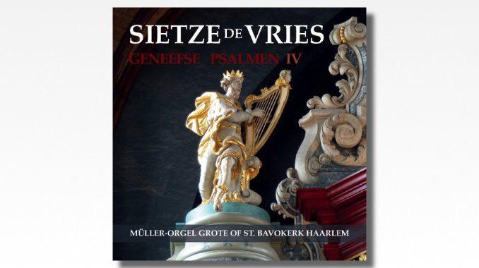cd Sietze de Vries Geneefse Palmen IV