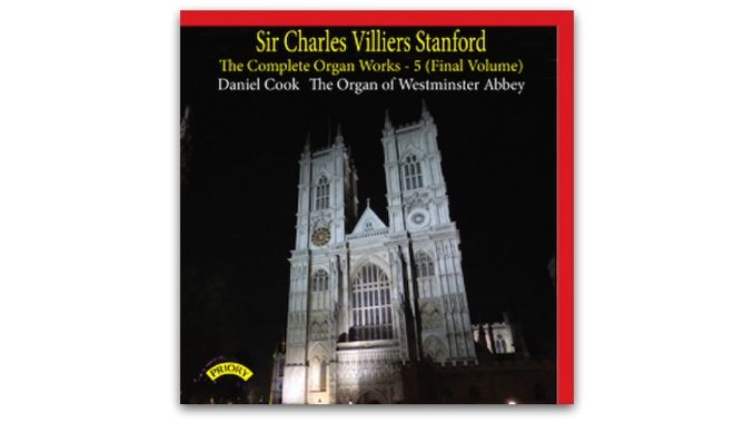 Stanford Complete Organ Works Cook PRCD 1174