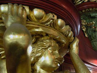 detail Van Peteghem-orgel Grote Kerk Vlaardingen