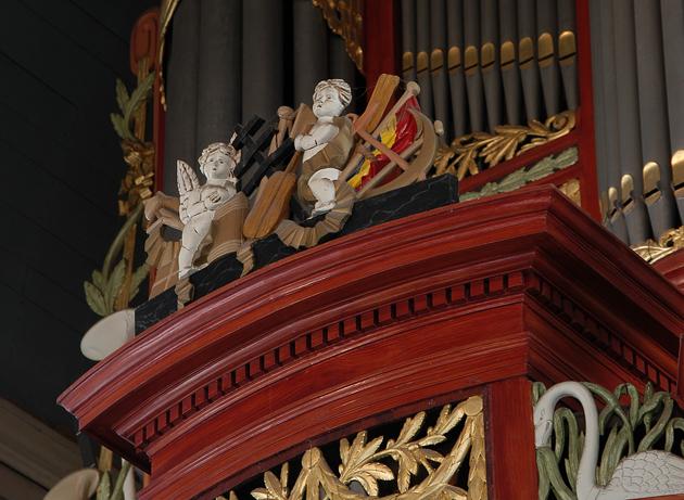 orgel grote kerk vlaardingen