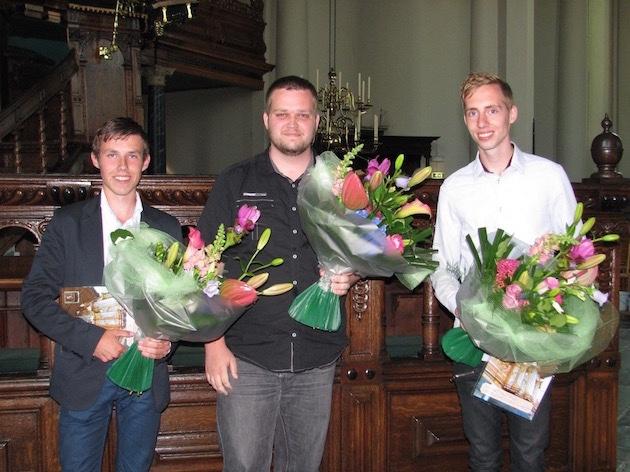 Winnaars Govert van Wijn Concours Maassluis 2015