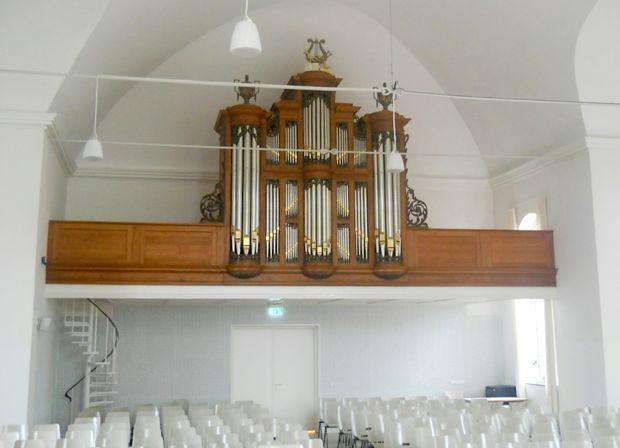 orgel centrumkerk winsum gr.