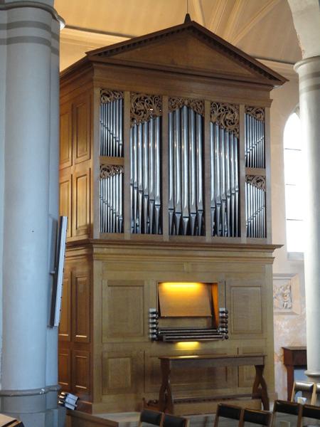 drap-orgel wortel