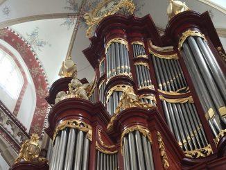 orgel Zaltbommel Sint Maartenskerk