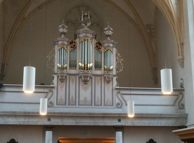 orgel waalse kerk te zwolle