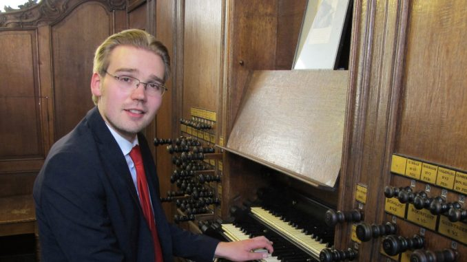 adriaan hoek organist