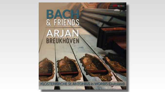 arjan breukhoven bach and friend