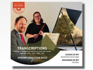 cd bach transcriptions gerard de wit