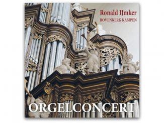 cd orgelconcert ronald ijmker JQZ 98062