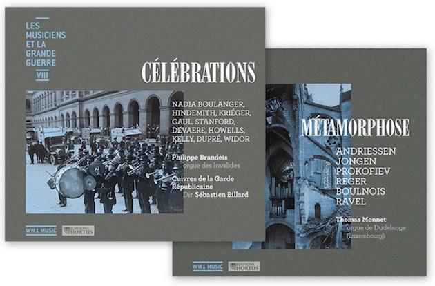 celebrations metamorphose la musiciens et la grande guerre