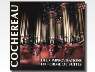 cd cochereau deux improvisations en forme de suites