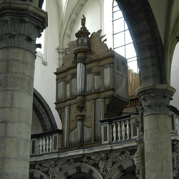 orgel begijnhofkerk sint-elisabeth gent