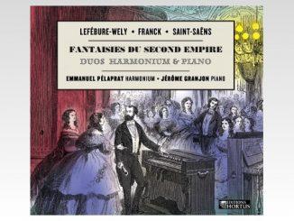 cd fantaisies du second empire hortus 155