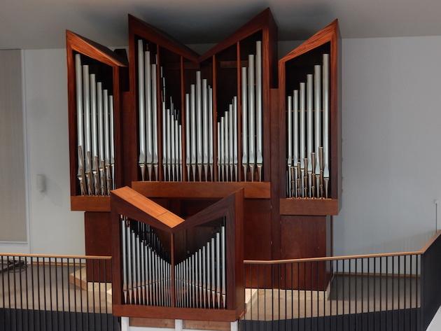 flentrop-orgel auferstehungskirche siegburg