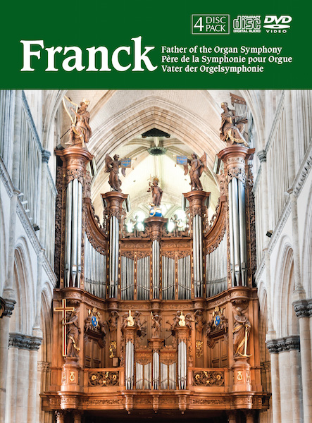 franck father of the organ symphony