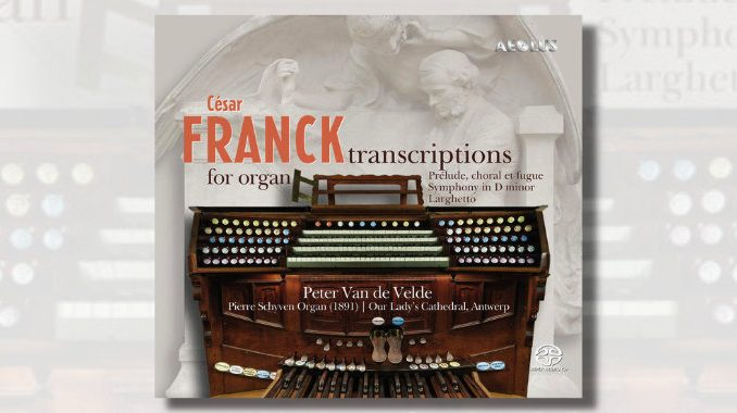 franck organ transcriptions
