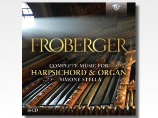 froberger complete music harpsichord organ brilliant classics 94740