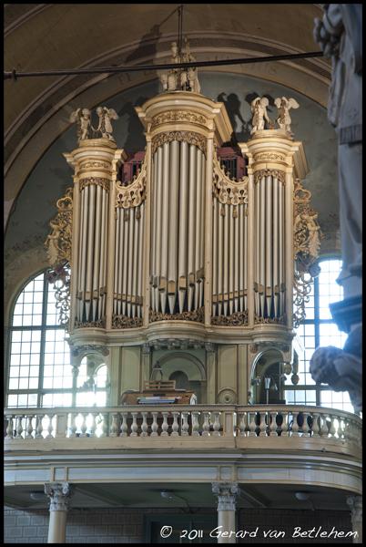 adema-orgel st. joseph haarlem