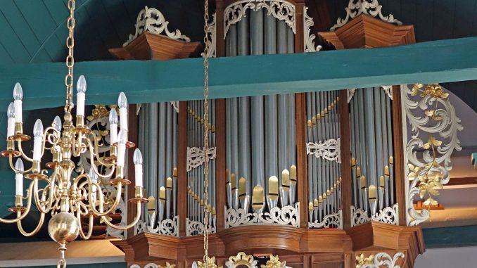 hinsz-orgel damwoude