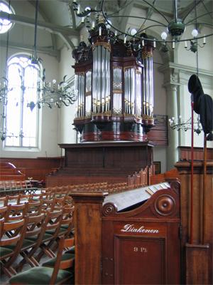 orgel noorderkerk amsterdam