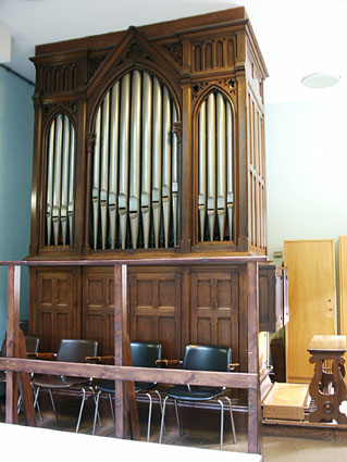Cavaille-Coll orgel Bernardus Amsterdam