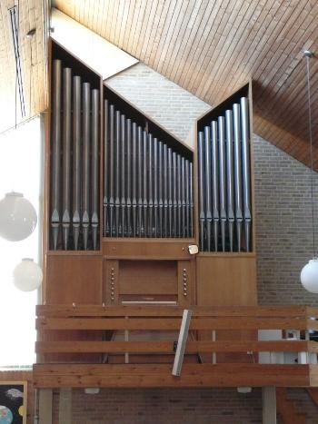 orgel de lichtboei dronten