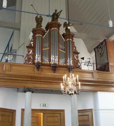 orgel zuiderwoude