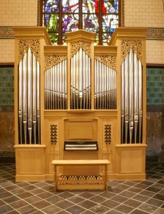 orgel sint martinuskerk stein