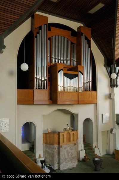 Pels / Nijsse orgel Nieuwe Kerk Kampen